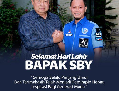 Kesabaran Pak SBY