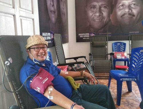 HUT ke-19, Demokrat Kabupaten Kupang Aksi Kemanusiaan Tiga Hari
