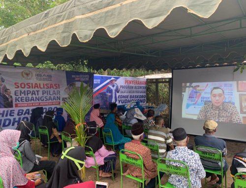 Kawal Program UPPO & Penyerahan Alsintan, Ibas: Petani Produktif dan Sejahtera, Indonesia Maju!