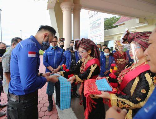 Kunjungi Padang, AHY Ajak Masyarakat Sumatera Barat Dukung Mulyadi-Ali Mukhni