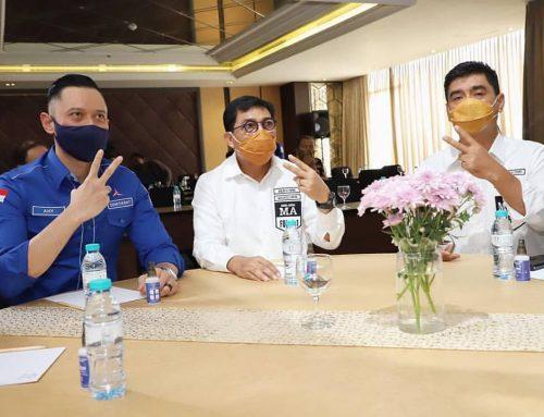 Berharap Wali Kota Berikutnya adalah Demokrat, AHY: MA-Mujiaman untuk Surabaya yang Lebih MAju dan Adil