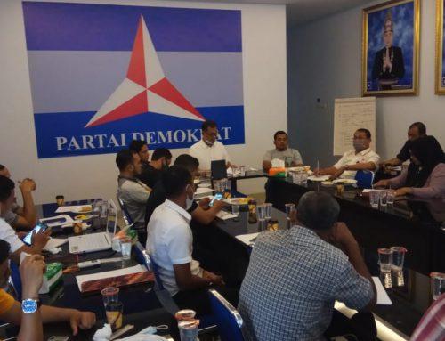 Demokrat Aceh Gelar Rakerda di Banda Aceh