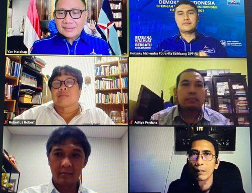 Demokrasi Indonesia Tahun 2021 Hadapi Tantangan Berat di Tengah Pandemi & Resesi Ekonomi