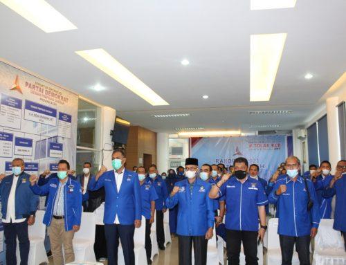 23 DPC Demokrat se-Aceh Tolak KLB, Loyal dan Setia pada AHY