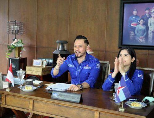 AHY: Partai Demokrat adalah Rumah Besar bagi Perempuan dan Anak-Anak Muda Indonesia