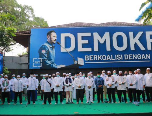 Partai Demokrat Gelar Mimbar Doa Lintas Agama, Perjuangan Lawan GPK-PD Selalu Diiringi Doa