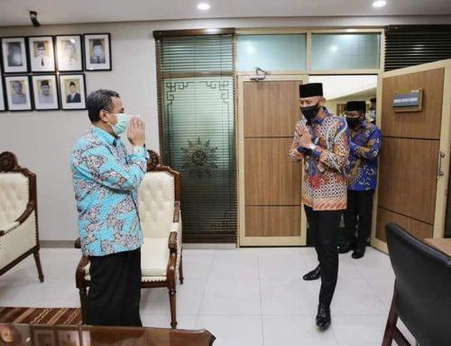 Silaturahmi dengan Ketua PP Muhammadiyah, Ketum AHY Diskusikan Empat Hal Terkait Isu-Isu di Indonesia