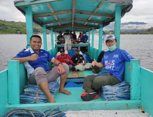 Demokrat Salurkan Bantuan untuk Korban Bencana di Kabupaten Alor